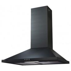 Kronasteel BELLA 600 BLACK push button вытяжка кухонная