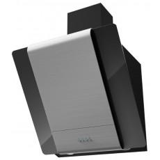 Kronasteel TALLI 600 inox/black glass 3P вытяжка кухонная