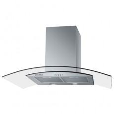 Maunfeld Ancona PlusA 90 нержавеющая сталь/прозрачное стекло