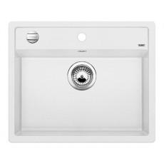 Blanco DALAGO 6 SILGRANIT белый с клапаном-автоматом 514199