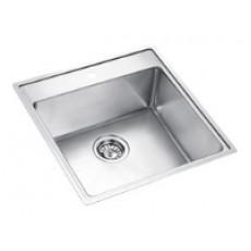Врезная кухонная мойка 50 см Oulin OL-FUR114 сатин
