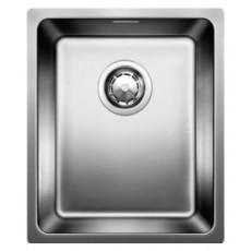Blanco ANDANO 340-U нерж.сталь зеркальная полировка с отв. арм. InFino® 522955