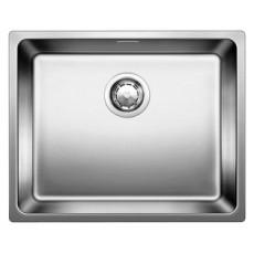 Blanco ANDANO 500-U нерж.сталь зеркальная полировка с отв. арм. InFino® 522967