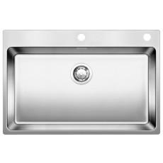Blanco ANDANO 700-IF-A нерж.сталь зеркальная полировка с кл.-авт. InFino® 522995