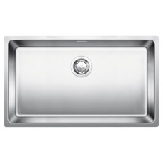 Blanco ANDANO 700-U нерж.сталь зеркальная полировка с отв. арм. InFino® 522971