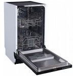 BI 45 Delia посудомоечная машина (полновст...
