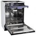 Fornelli BI 60 KASKATA Light S полновстраиваемая посудомоечная машина